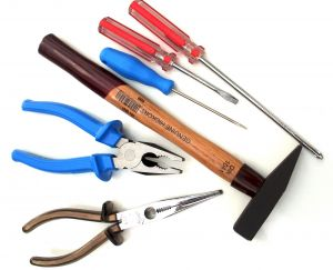 Tools - found at: http://www.sxc.hu/photo/506239