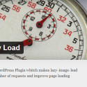 Lazy Load Images to Improve Page Load Speed